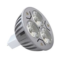 LED MR16 3X2 6W DIMBAR